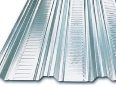 Laminados steel for Tipos de techos de lamina